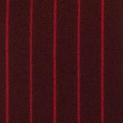 Moquette rouge foncé, collection Oasis