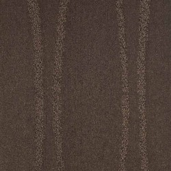 Moquette marron intense, Collection Wood