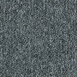 Dalle de moquette gris anthracite, collection Town