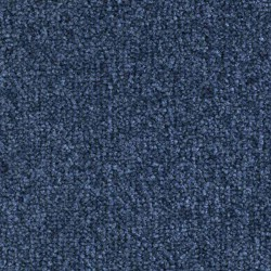 Dalle de moquette bleue, collection Electric