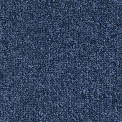 Dalle de moquette bleue, collection Electric