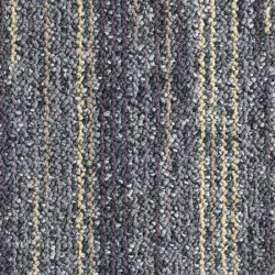 Dalle de moquette gris anthracite, collection Nature