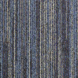 Dalle de moquette bleue, collection Nature