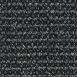 Moquette naturelle sisal noir, collection Nature