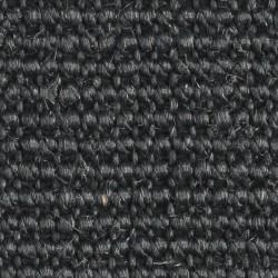 Moquette naturelle sisal noir, collection Nature