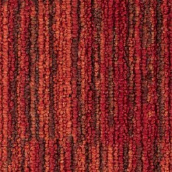 Dalle moquette rouge, collection Nuance