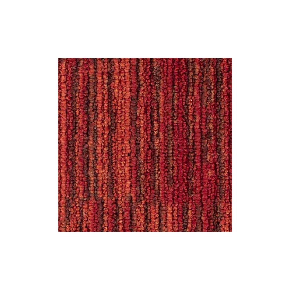 Dalle moquette rouge, collection Nuance