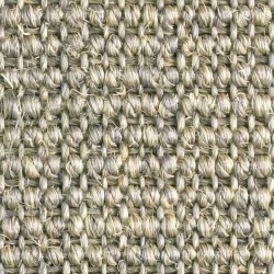 Moquette naturelle gris beige en sisal, collection Nature