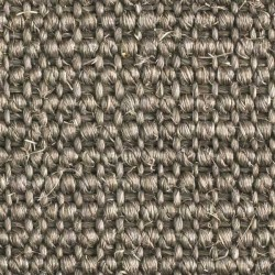 Moquette sisal 100% naturelle de couleur marron clair, collection Nature