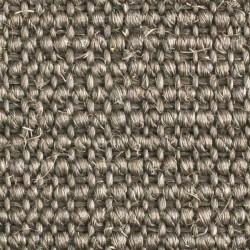 Moquette sisal 100% naturelle de couleur marron clair, collection Nature