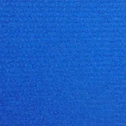 Moquette bleue aiguilletée verticale - pas cher