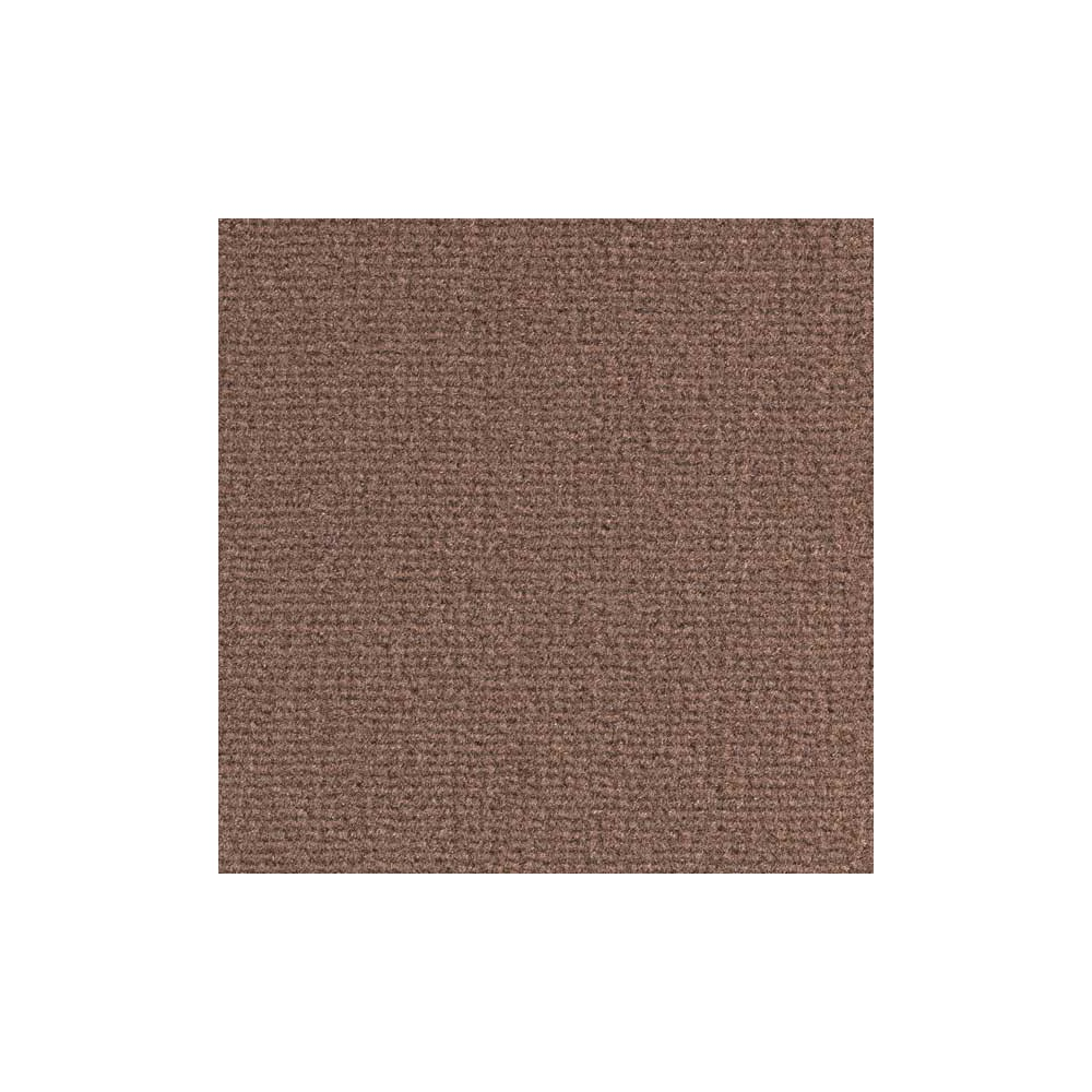 Moquette marron chocolat, fibres synthétiques, collection Home