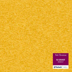Sol PVC Tarkett jaune 3040417 - locaux collectifs