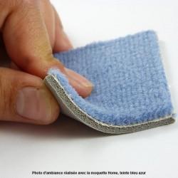 Moquette bleu azur, collection Home, image illustrative