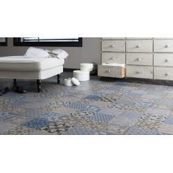 Sol PVC Gerflor mosaik azur 820