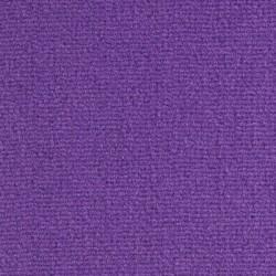 Moquette violette en 4 mètres de large