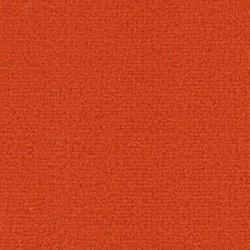Moquette orange en polyamide