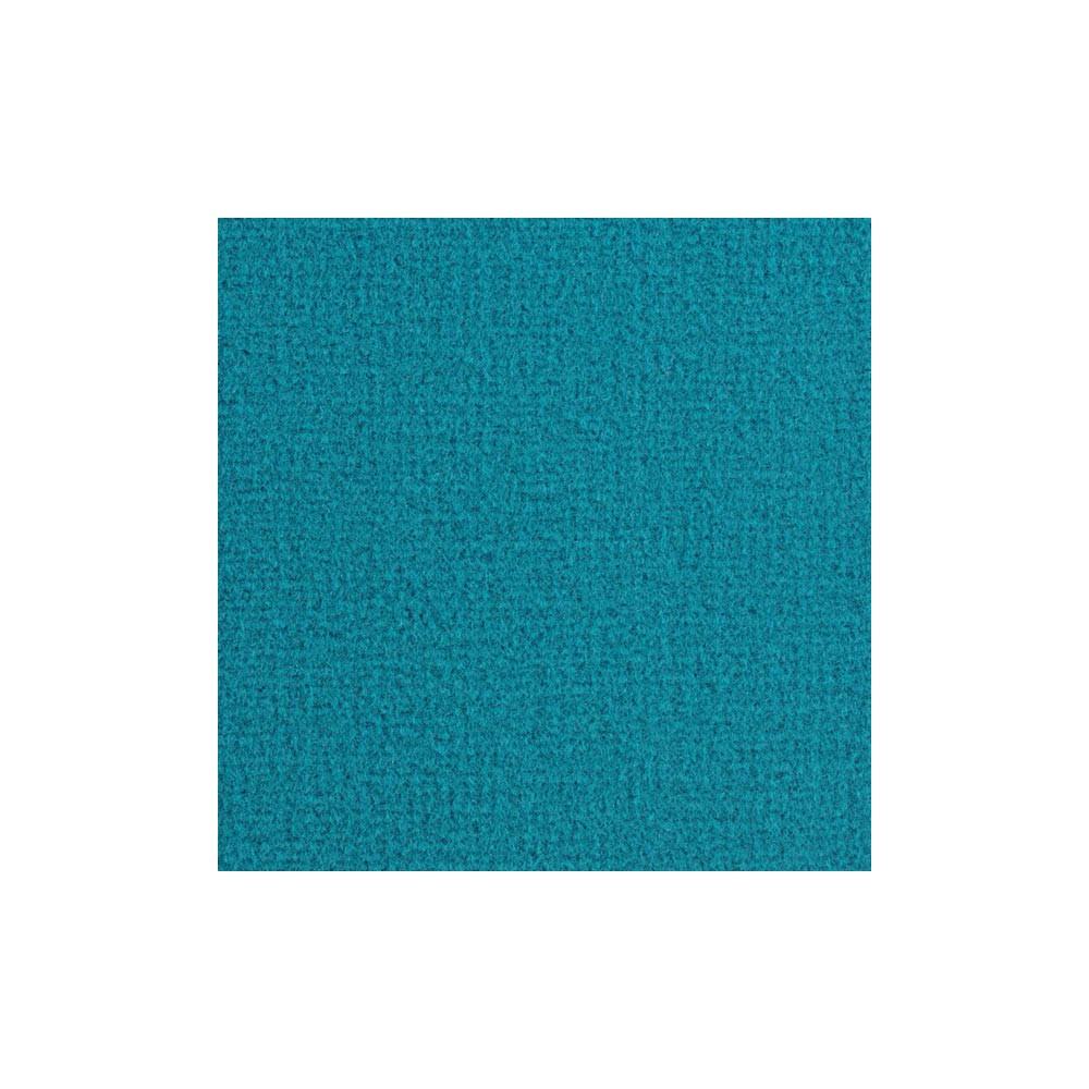 Moquette bleu turquoise en 4 mètres de large