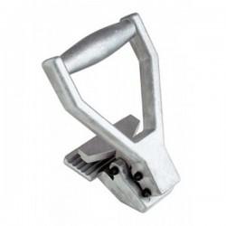 Arrache moquette en aluminium