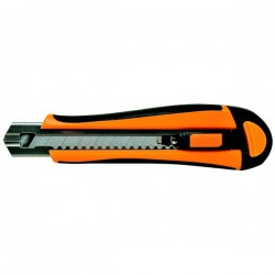 Cutter auto rechargeable 18 mm Fiskars