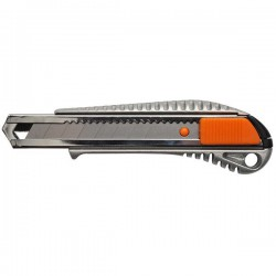 Cutter metal professionnel 18mm
