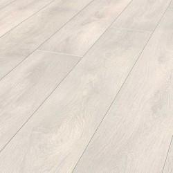 Parquet stratifié 12 mm Floordreams Vario Chêne aspen blanc