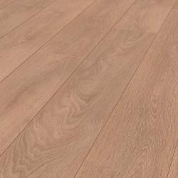 Parquet stratifié 12 mm Floordreams Vario Chêne brossé lumineux beige