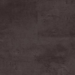 Dalle PVC Tarkett Zinc Vintage noir 4624094, 30.5 x 61 cm