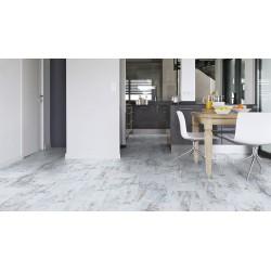 Dalle PVC Gerflor Carrare 744, imitation marbre