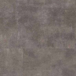 Dalle PVC clipsable Gerflor Silver City 373, imitation b�ton