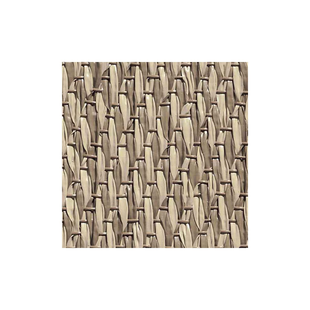 Vinyle Tiss� Bolon Sisal Plain Beige 51204061, dalle 50 x 50 cm