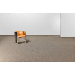 Vinyle Tiss� Bolon Sisal Plain Sand 51204064, dalle 50 x 50 cm