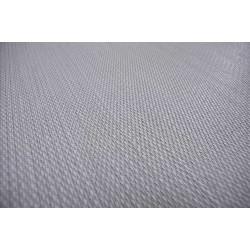 Vinyle Tiss� Bolon Sisal Plain Steel 51204074, dalle 50 x 50 cm
