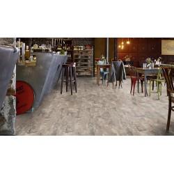 Lame PVC plombante Tarkett Bois de plage gris 24640010
