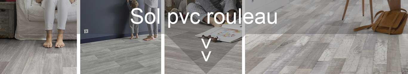 Sol PVC en rouleau