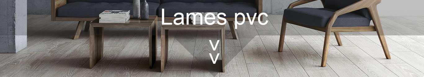Lame de sol PVC