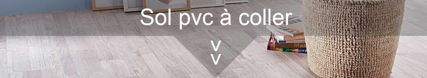 Sol PVC à coller