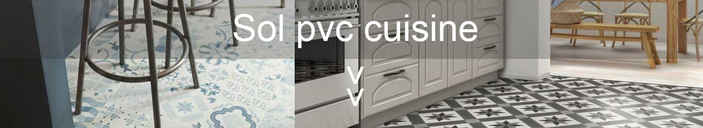 Sol PVC cuisine