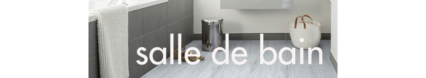 Sol PVC pour salle de bain