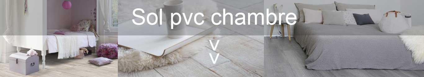 Sol PVC pour chambre