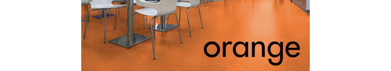 Sol PVC orange