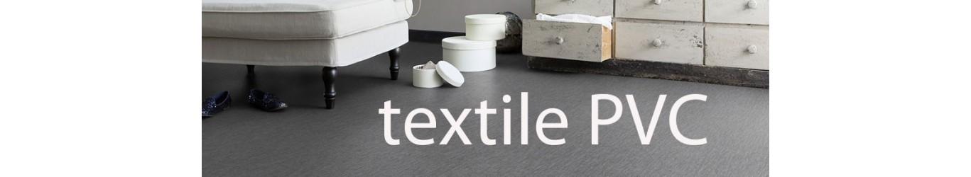 Sol PVC aspect textile