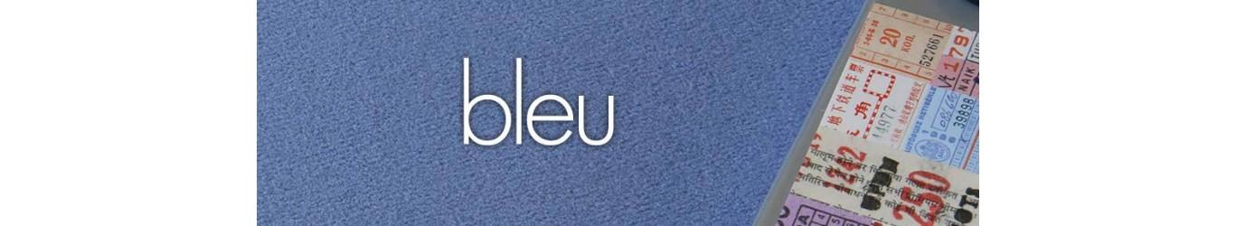 Moquette bleue en vente - Revetement sol de qualité