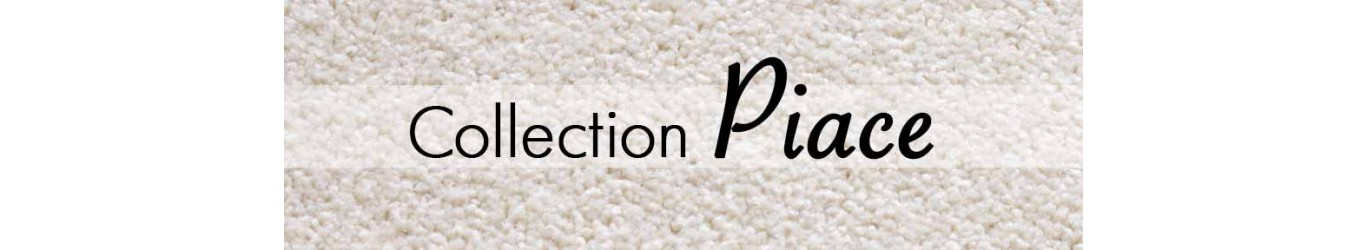 Moquette collection Piace, haut confort et moelleuse pour particuliers et professionnels